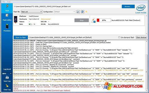 Screenshot FlashBoot Windows XP