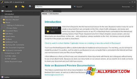 Screenshot Adobe AIR Windows XP