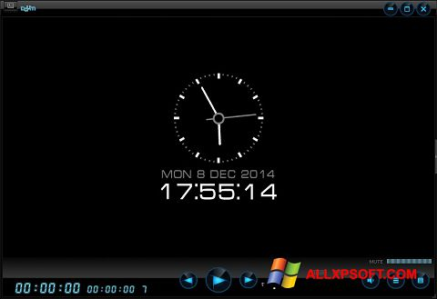 Screenshot Daum PotPlayer Windows XP