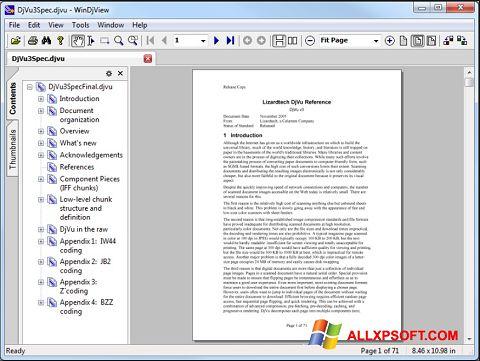 Screenshot WinDjView Windows XP